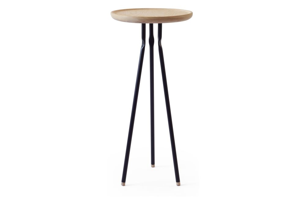 Bend Occasional Table by Ubikubi