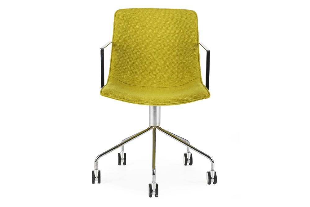 Blazer Aberdeen CUZ87, Chrome,Lammhults,Conference Chairs,chair,furniture,office chair,yellow