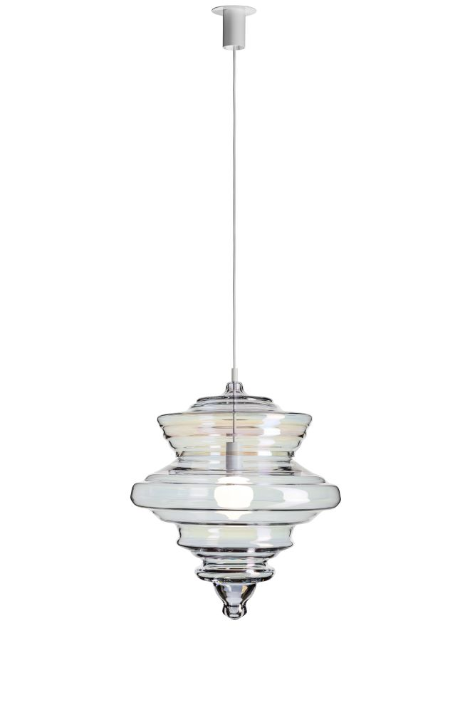 Large, Clear,Lasvit,Pendant Lights,ceiling,ceiling fixture,chandelier,lamp,light,light fixture,lighting