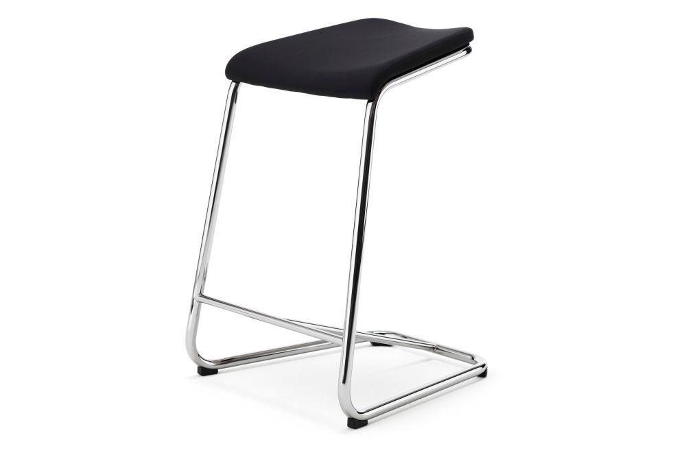 Blazer Aberdeen CUZ87, Black 801 RAL 9005, 63cm,Lammhults,Workplace Stools,bar stool,furniture,stool,table