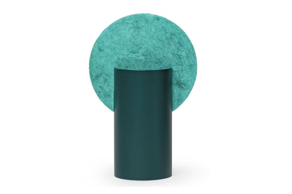 NOOM,Vases,aqua,cylinder,green,table,teal,turquoise