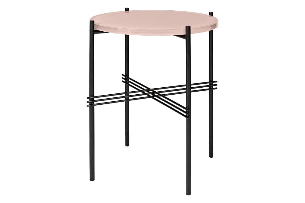 Gubi Glass Vintage Red, Ø 40 x H 51 cm,GUBI,Coffee & Side Tables,bar stool,furniture,table