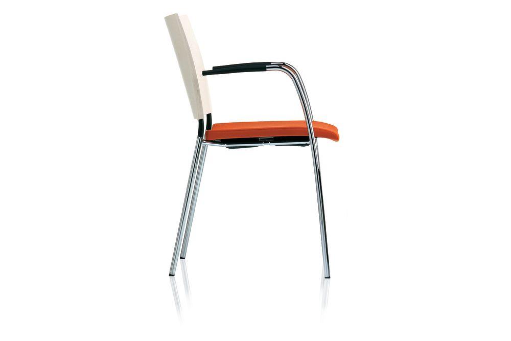 Blazer Aberdeen CUZ87,Lammhults,Breakout & Cafe Chairs,chair,furniture,orange