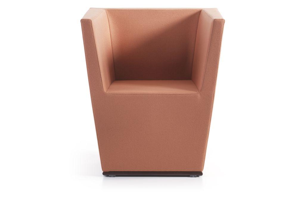 Blazer Aberdeen CUZ87, Chrome,Lammhults,Breakout Lounge & Armchairs,brown,flowerpot