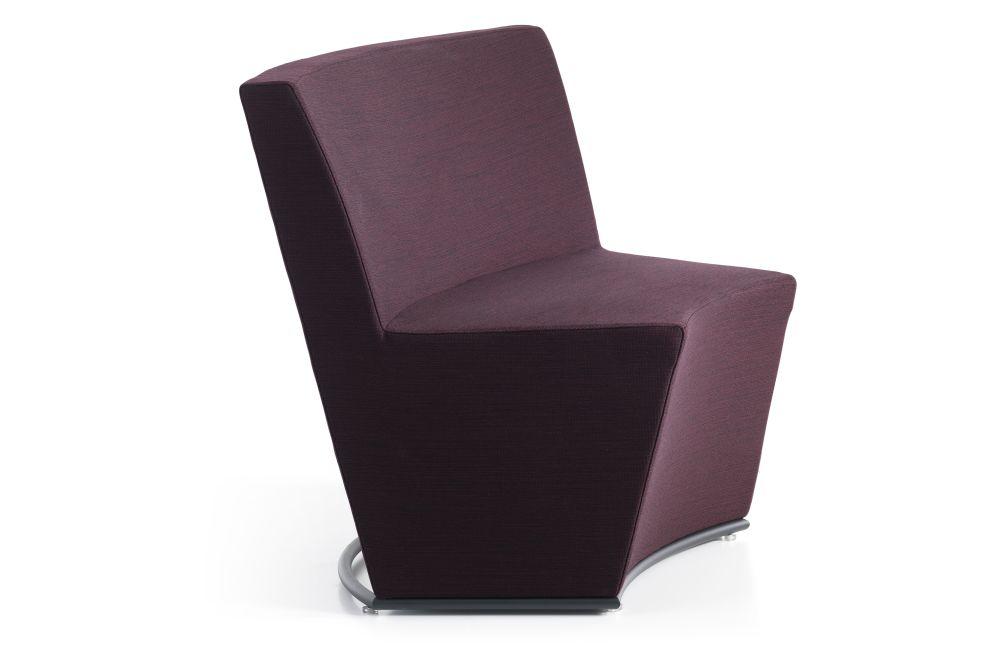 Blazer Aberdeen CUZ87,Lammhults,Breakout Sofas,chair,furniture,purple,violet