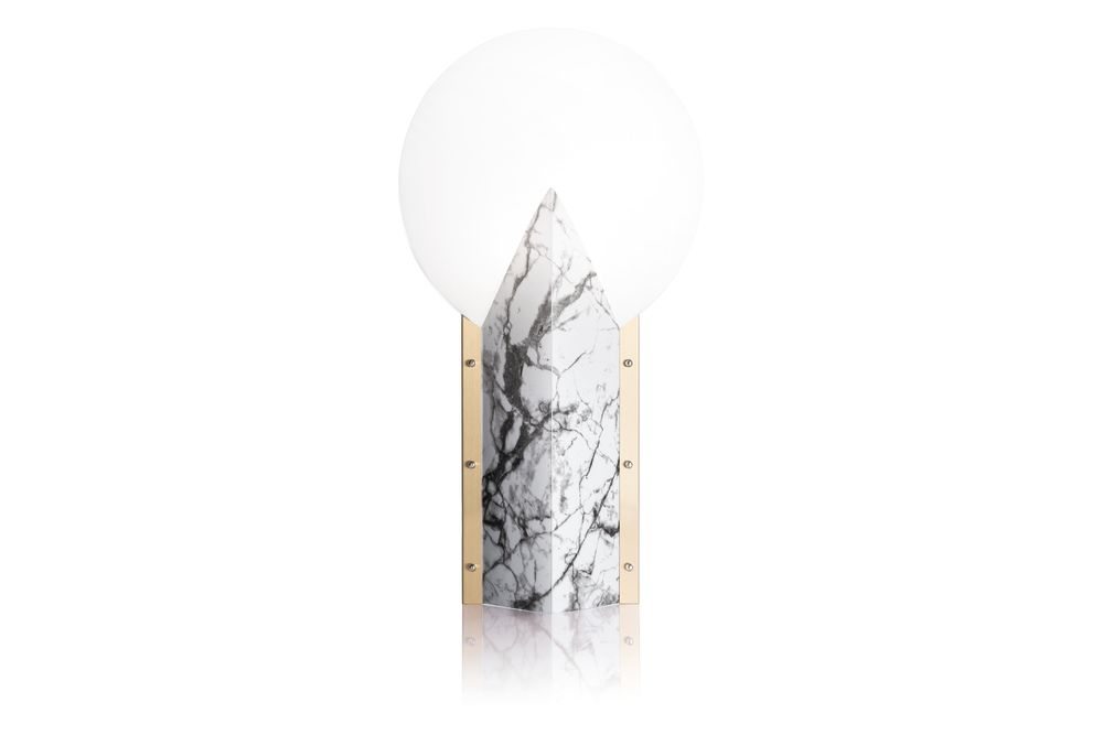 Moon Table Lamp Set of 2 by Slamp
