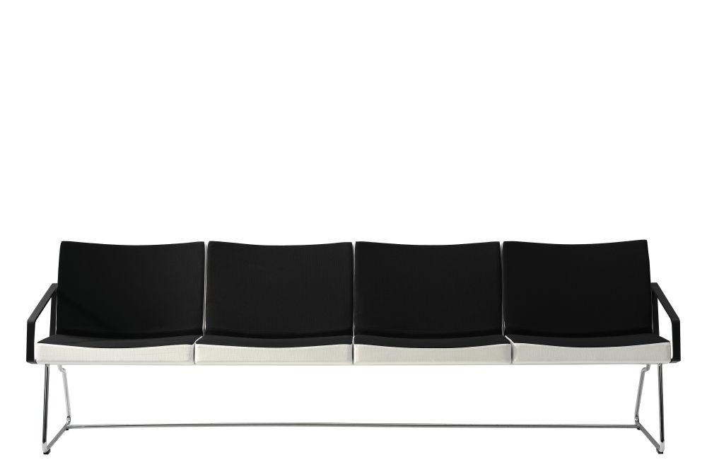 Blazer Aberdeen CUZ87,Lammhults,Breakout Sofas,black,couch,furniture,studio couch