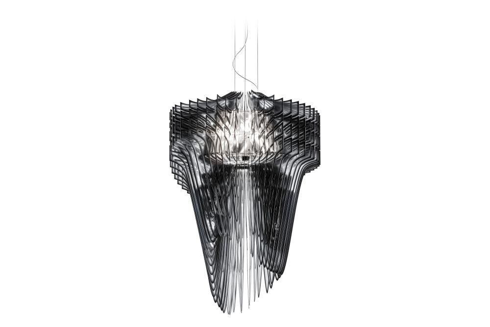 Aria Black Pendant Light by Slamp