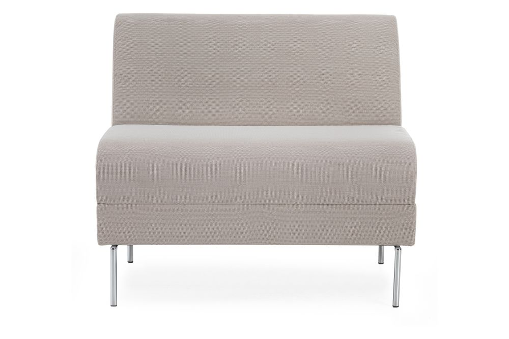Blazer Aberdeen CUZ87, Chrome,Lammhults,Breakout Sofas,beige,chair,furniture