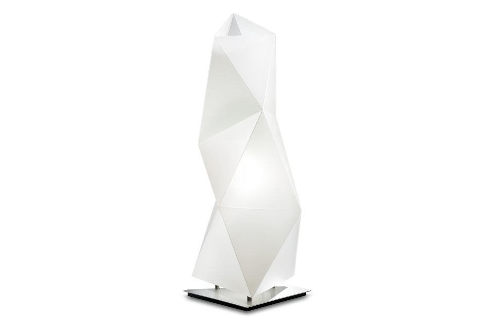 Diamond Table Lamp Set of 2 by Slamp