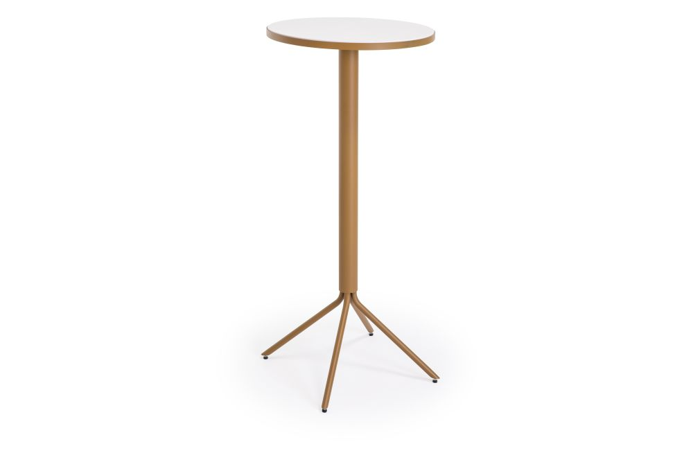Fresno Natural Ash, RAL 1027,Verges,High Tables,furniture,table