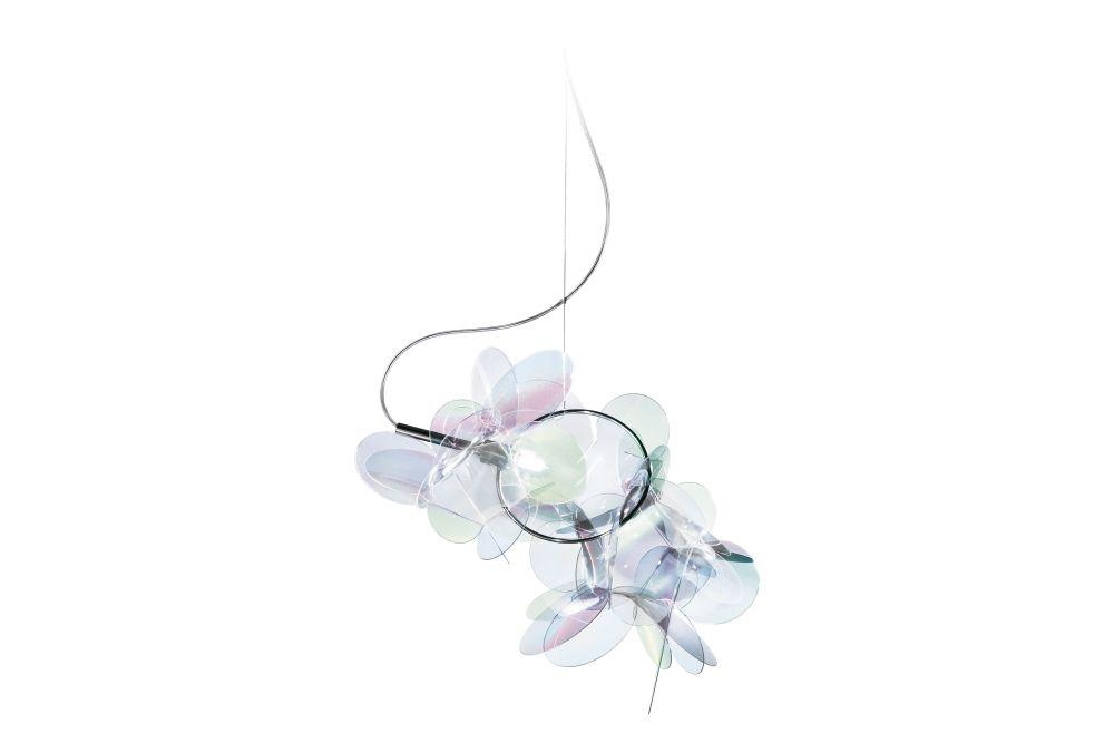 Mille Bolle Pendant Light by Slamp