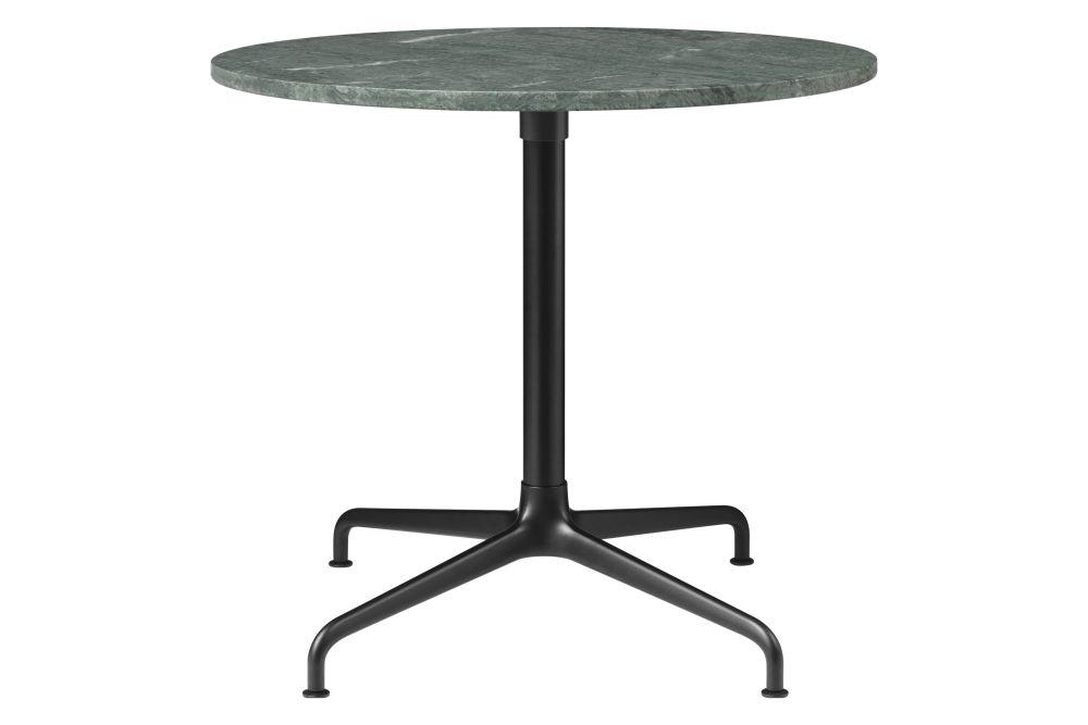 Gubi Metal Black Matt, Black Marquina Marble,GUBI,Coffee & Side Tables,end table,furniture,iron,outdoor furniture,outdoor table,table