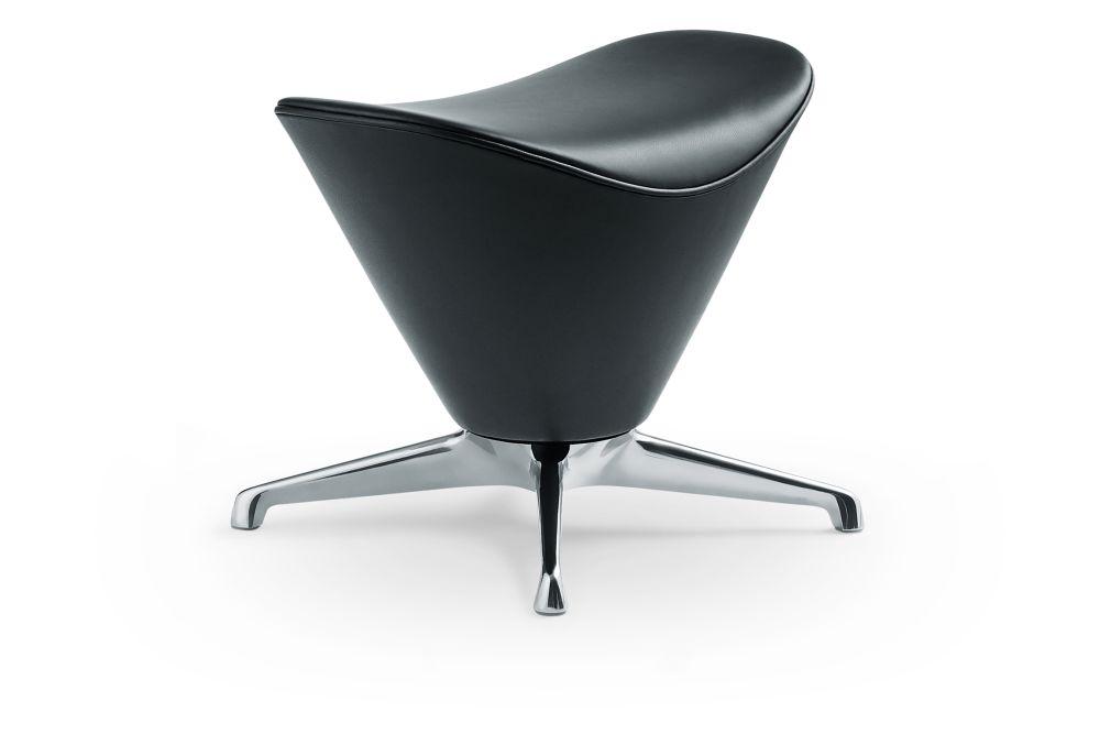 Europost 60016, Polished Aluminium,Engelbrechts,Breakout Poufs & Ottomans,chair,furniture,product