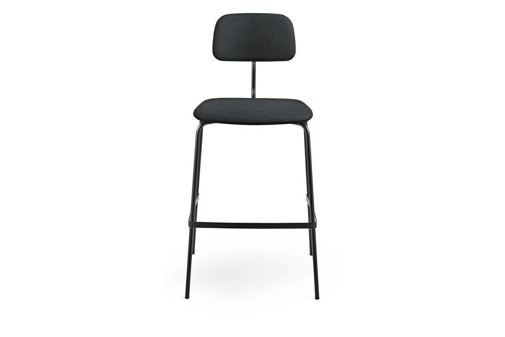 Kevi 2062 Barstool Fully Upholstered Seat and Back by Engelbrechts