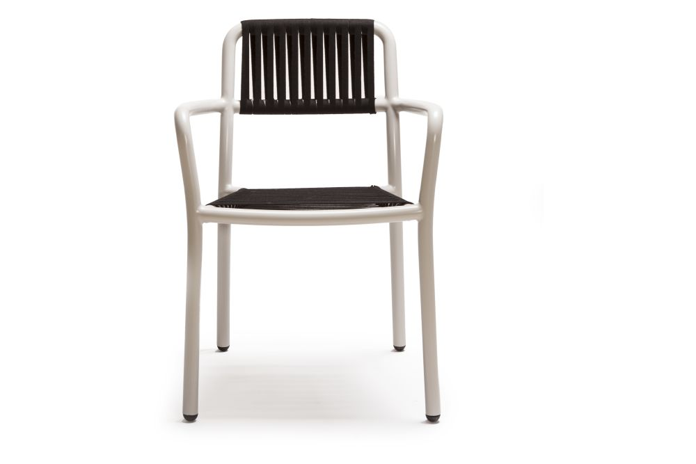 Bold Chair with Armrest - Set of 2 by Lagranja Collection