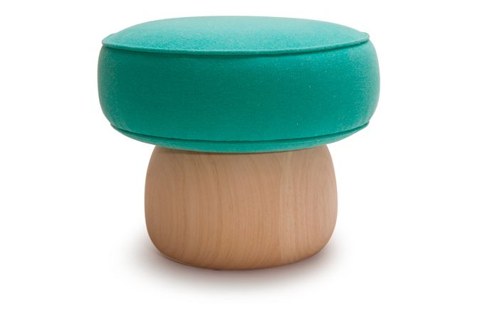 B02  BROWN,Lagranja Collection,Stools,furniture,stool,teal,turquoise