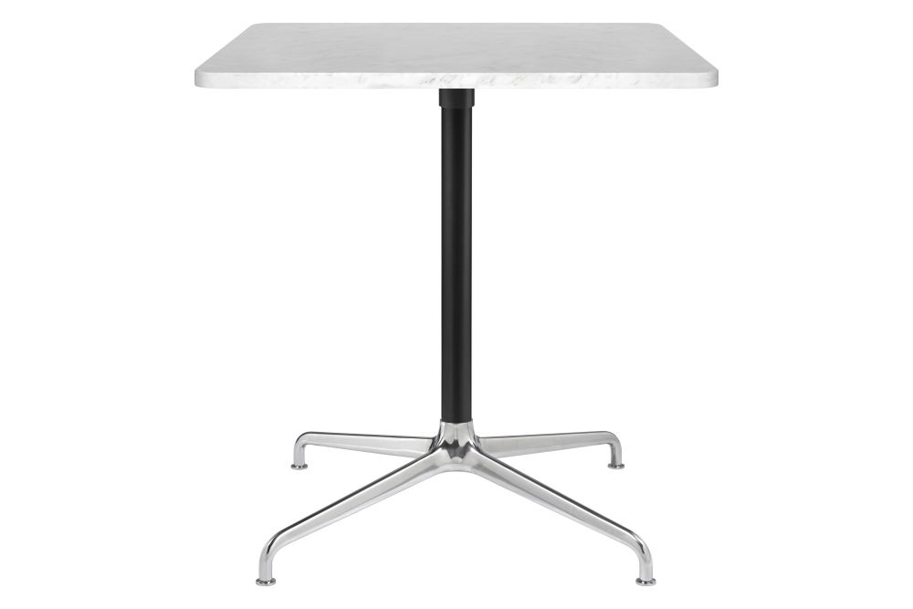 Beetle  4-Star Base Square Dining Table, Large by Gubi
