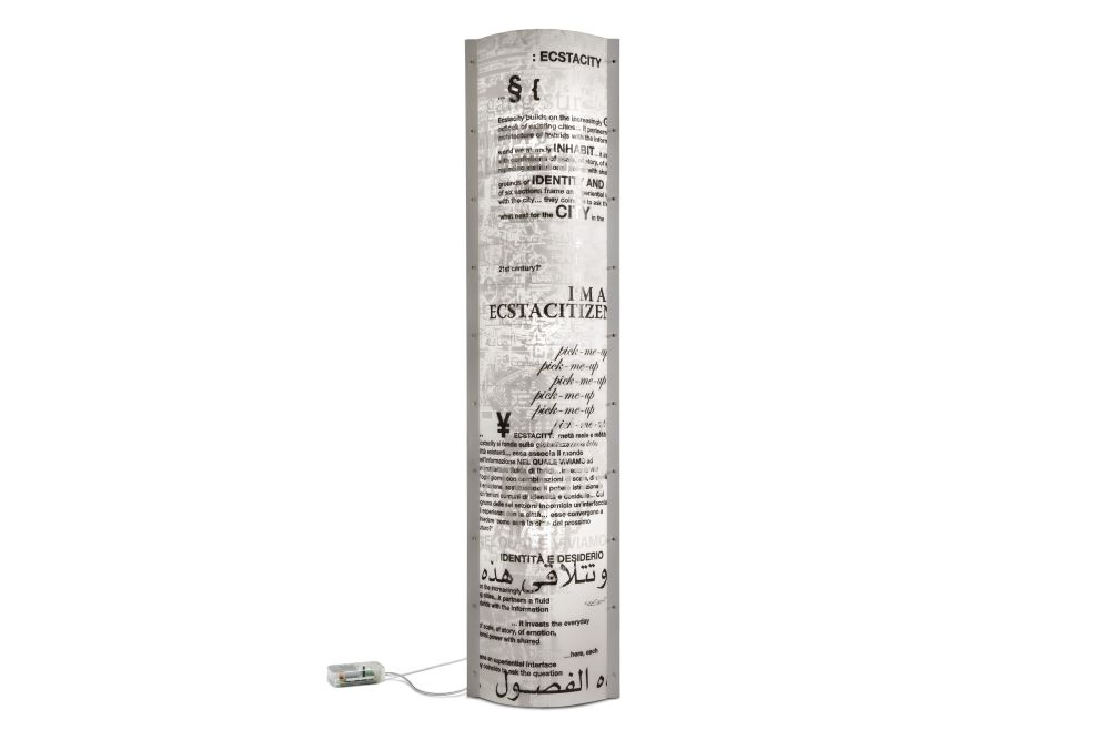 Ecstacity Floor Lamp by Slamp