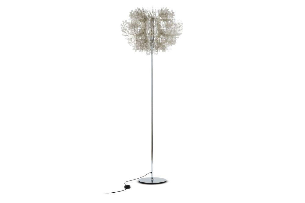 White,Slamp,Floor Lamps,tree