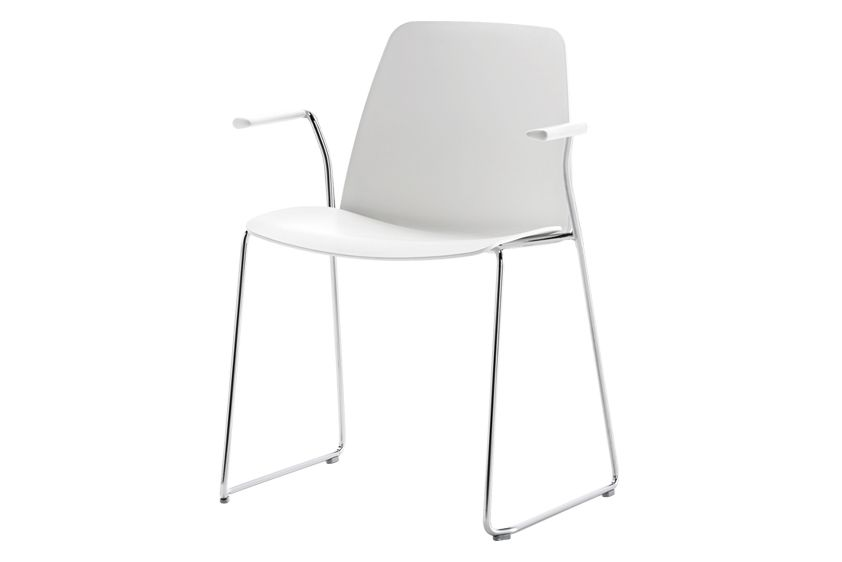 Colour W01-White, Unnia W01, Unnia W01,Inclass,Breakout & Cafe Chairs,chair,furniture,product