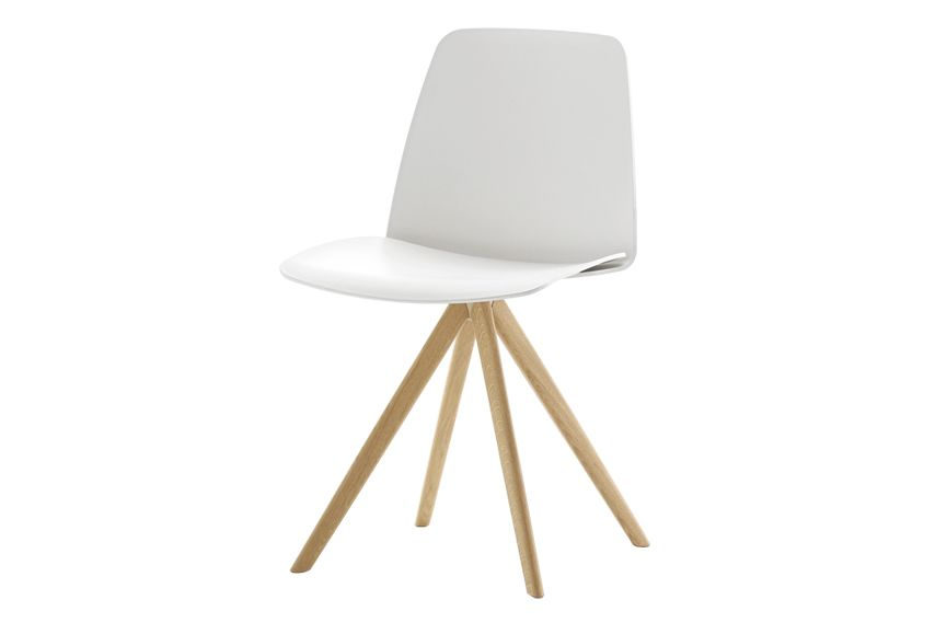 Unnia W01,Inclass,Breakout & Cafe Chairs,beige,chair,furniture,material property,table,white,wood
