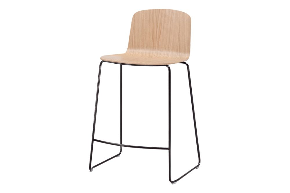 Beech Veneer Natural, Colour W01-White, 100cm,Inclass,Workplace Stools,bar stool,chair,furniture,stool,wood