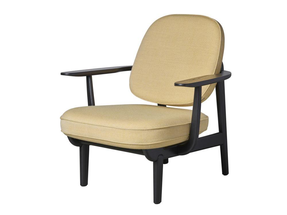 JH97 Lounge Chair by Fritz Hansen