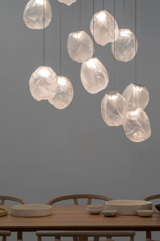 Miraculous 73 11V Pendant Light From Bocci Uwap Interior Chair Design Uwaporg