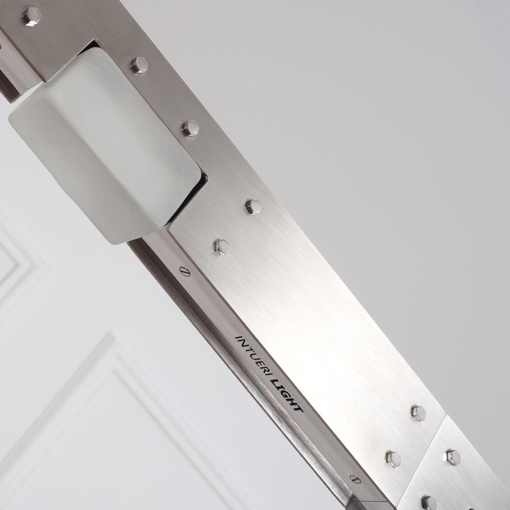 CUBI - 16.1416 Stainless Steel,Intueri Light,Chandeliers,ceiling