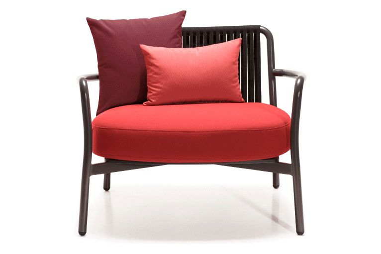 Bold Armchair Upholstered by Lagranja Collection