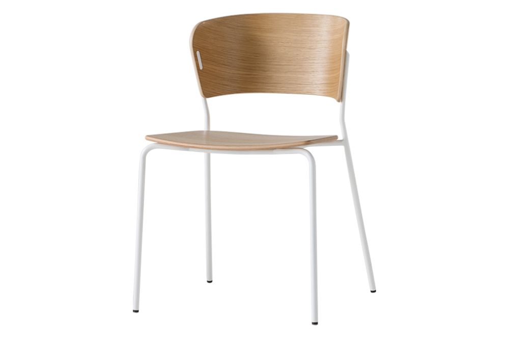 Beech Veneer Natural, Colour W01-White,Inclass,Breakout & Cafe Chairs,beige,chair,furniture