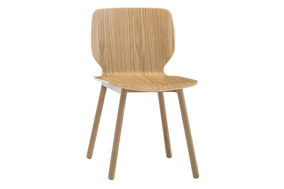 Beech Veneer Natural, Oak Veneer Natural,Inclass,Breakout & Cafe Chairs,beige,chair,furniture,plywood,wood