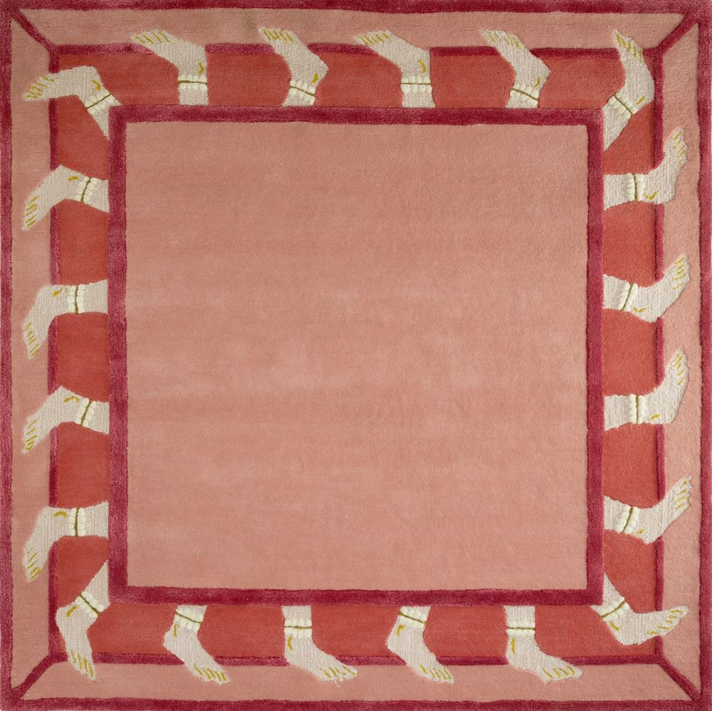 Cranberry,Jaipur Rugs,Rugs,picture frame,rectangle