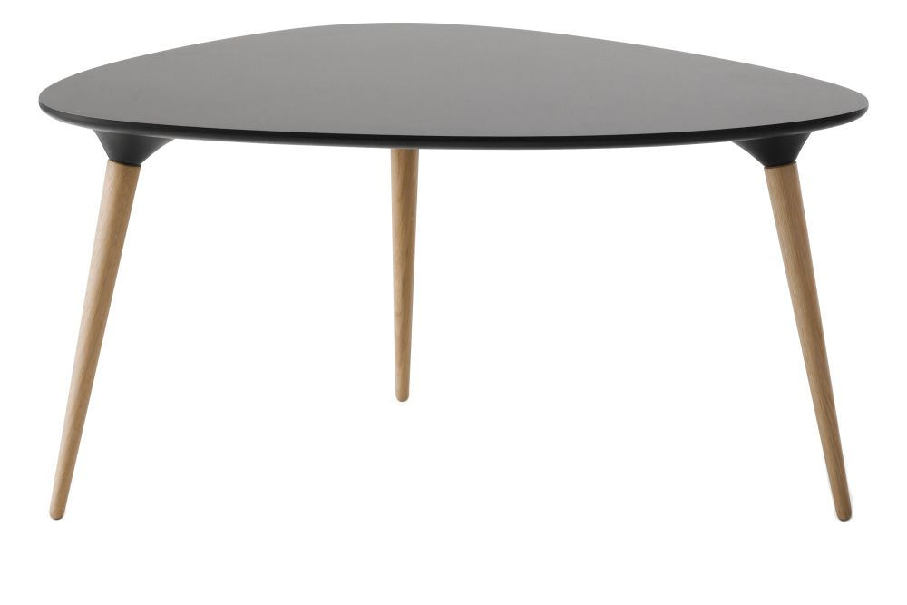 Large, Laminate White, Oak Lacquered,Fredericia,Coffee & Side Tables,coffee table,end table,furniture,outdoor table,table