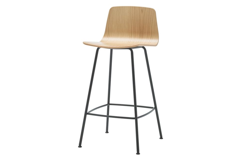 Colour W01-White, Beech Veneer Natural, 101,Inclass,Workplace Stools,bar stool,beige,chair,furniture,stool,wood