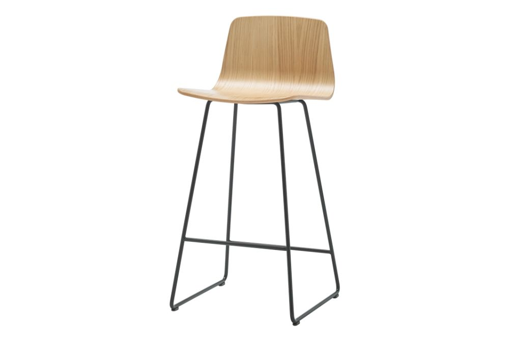 Colour W01-White, Beech Veneer Natural, 101,Inclass,Workplace Stools,bar stool,chair,furniture,wood