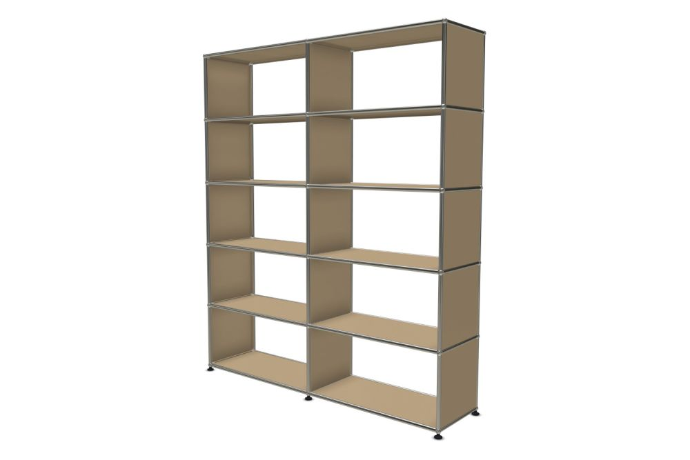 Pure White,USM Modular Furniture,Workplace Cabinets & Shelving,bookcase,furniture,shelf,shelving