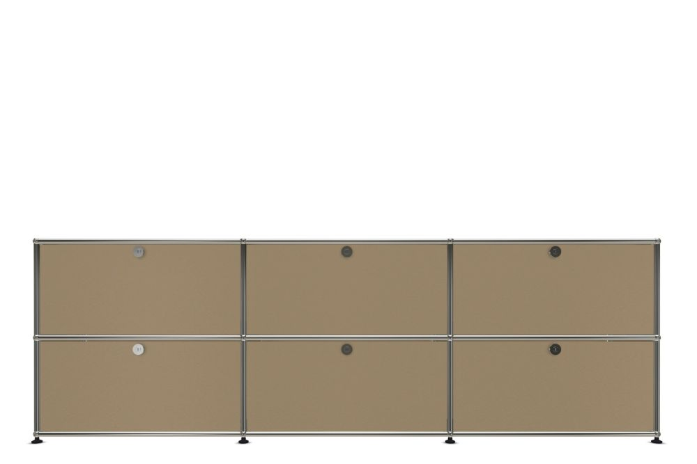 Pure White,USM Modular Furniture,Workplace Sideboards,furniture,sideboard