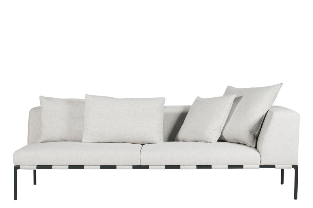 RAL9016 - Traffic White, Price Group A, Left,Modus ,Breakout Sofas,beige,couch,furniture,room,sofa bed,studio couch
