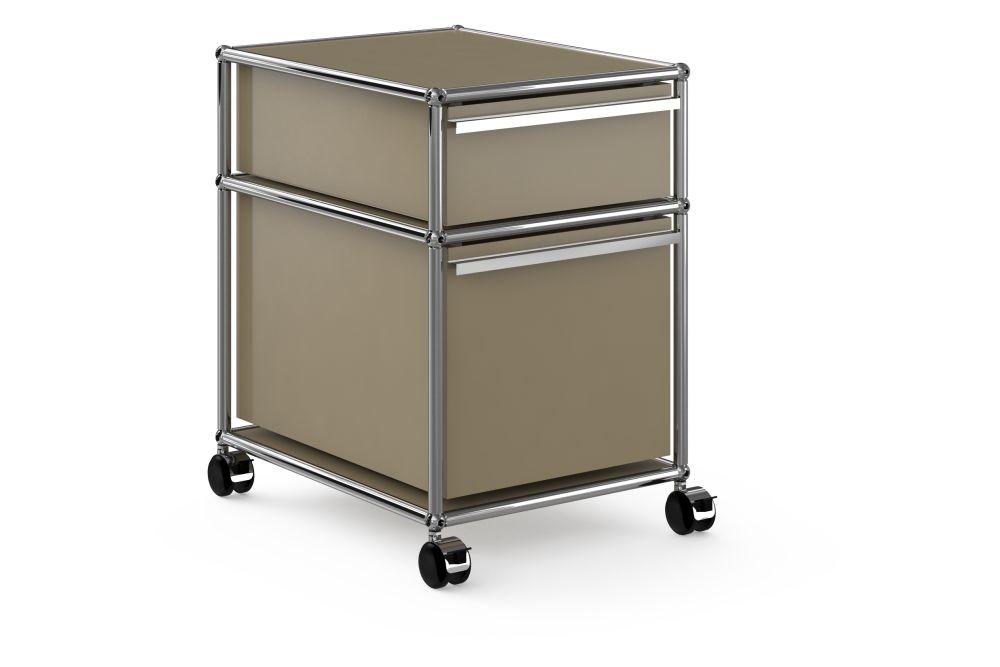 USM 14.0 Haller Mobile Pedestal by USM Modular Furniture