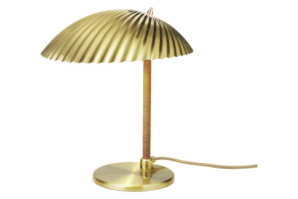 Brass,GUBI,Table Lamps,brass,furniture,lamp,lampshade,light fixture,lighting,lighting accessory,metal,table