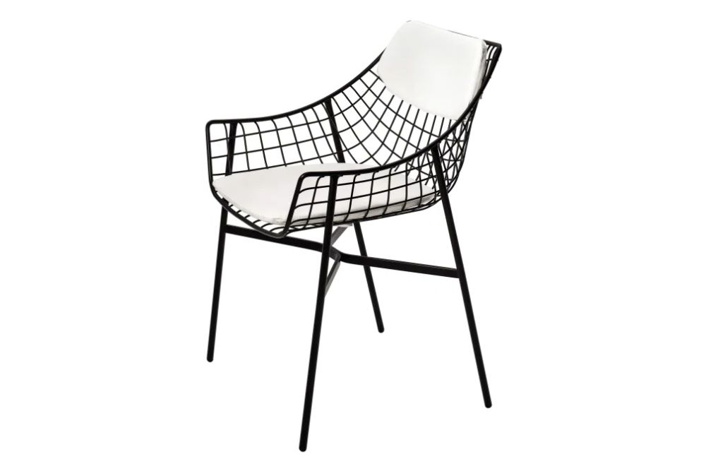 Bianco - C - high,Varaschin,Outdoor Chairs,chair,furniture,line,outdoor furniture