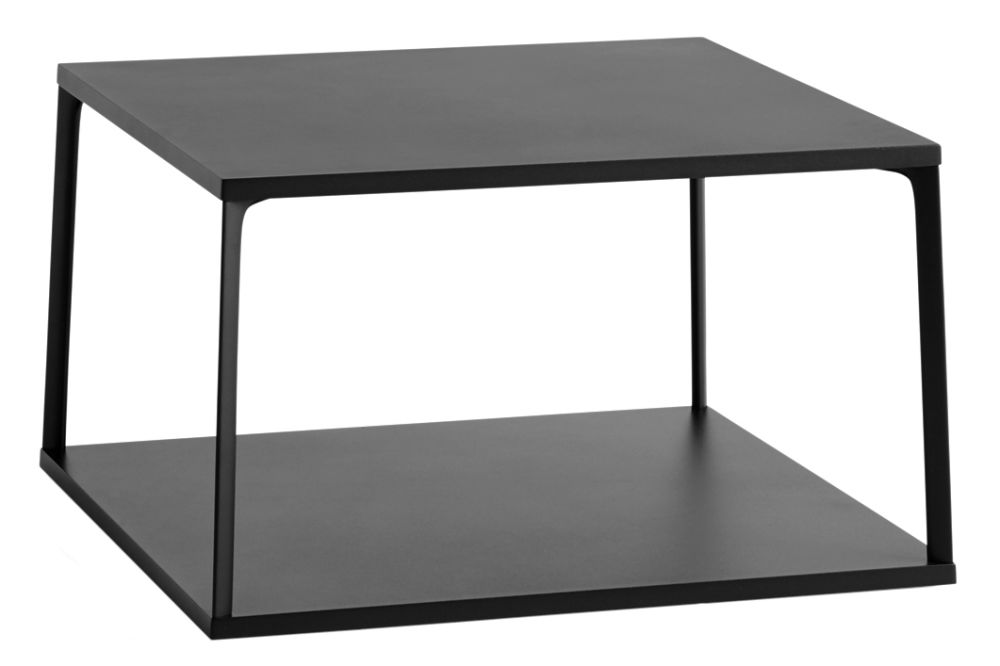Ink Black,Hay,Coffee & Side Tables,coffee table,end table,furniture,outdoor table,rectangle,sofa tables,table