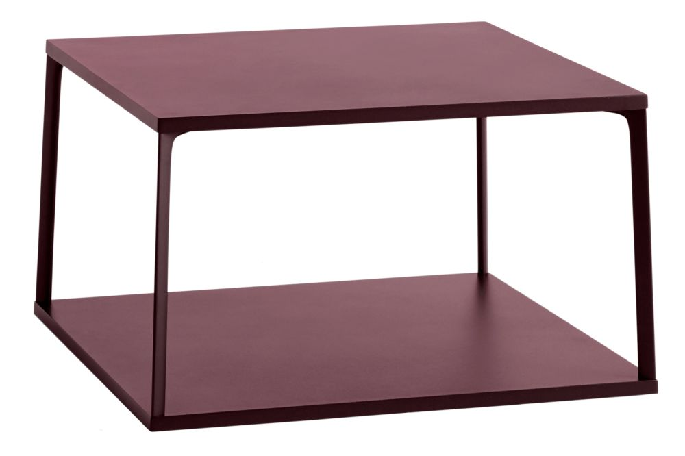 Ink Black,Hay,Coffee & Side Tables,coffee table,end table,furniture,outdoor table,rectangle,table,violet