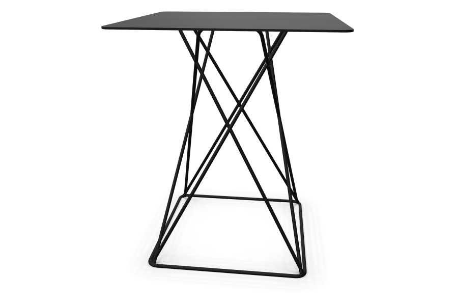 Traffic Black,Cascando,Coffee & Side Tables,end table,furniture,outdoor table,stool,table