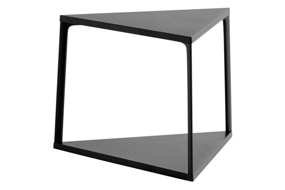 Eiffel Triangle Side Table by Hay