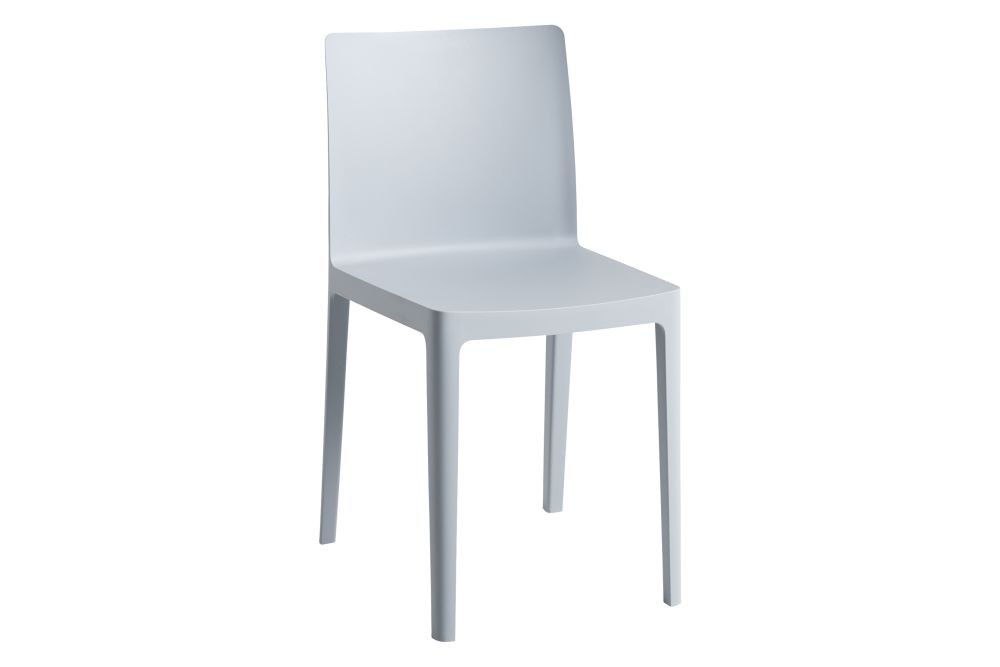 Plastic Light Yellow,Hay,Dining Chairs,chair,furniture,table,white