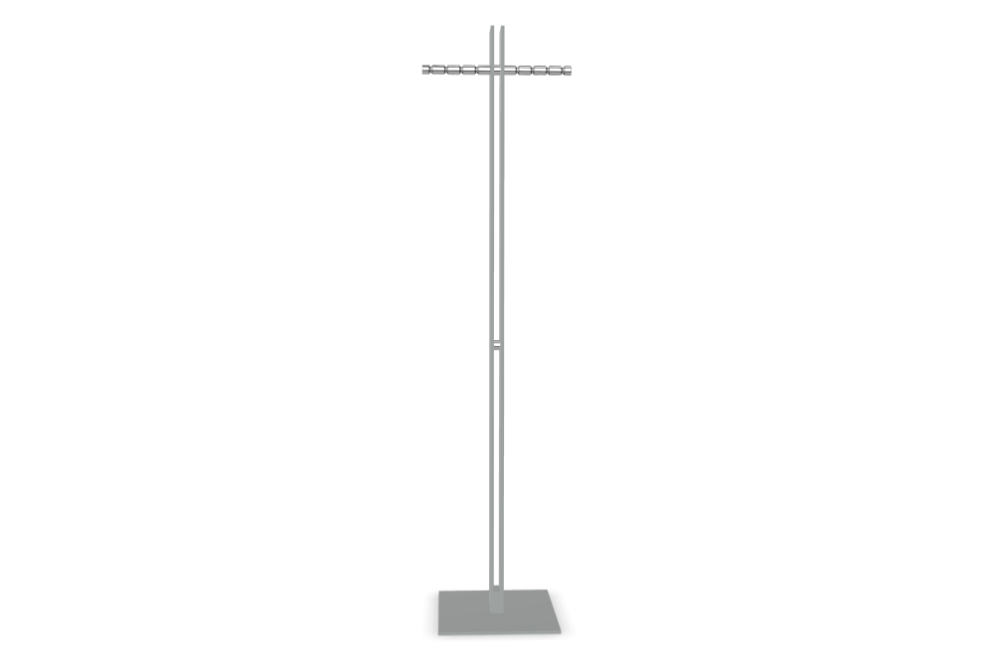 Anthracite Grey,Cascando,Coat Stands,light fixture,line