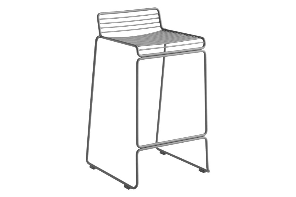 Metal Asphalt Grey,Hay,Stools,bar stool,furniture,stool,table